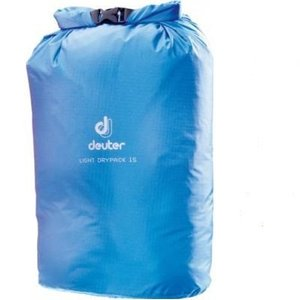 Гермомешок Deuter Light Drypack синий 15 литров(р)