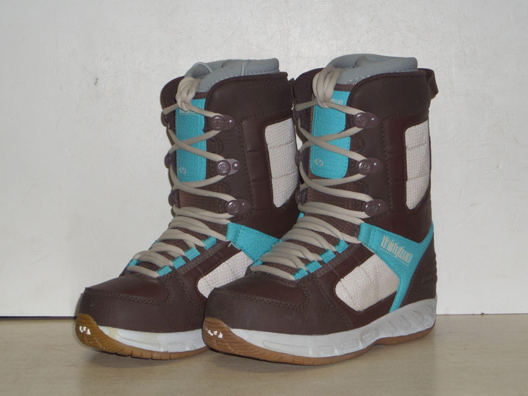 b14f26c1cfbd Ботинки для сноуборда Thirtytwo Exus W s (размер 35,5) - купить по ...