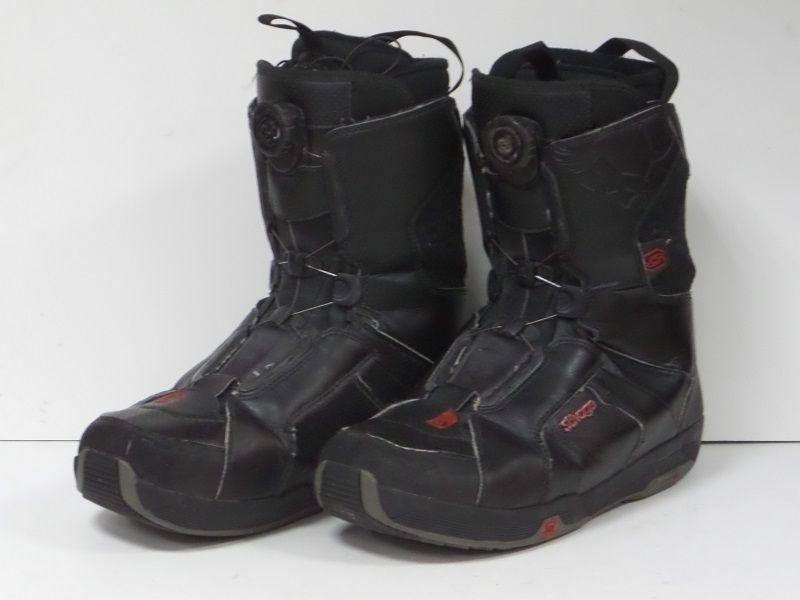 b75849c5ced6 Ботинки для сноуборда Salomon Savage (размер 45,5) - купить по ...