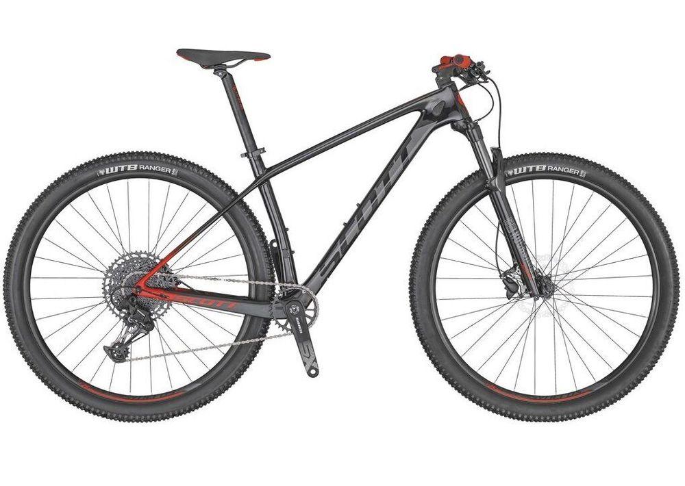 Велосипед Scott SCALE 940