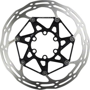Ротор ROTOR CNTRLN 2P CL 180MM BLACK ROUNDED