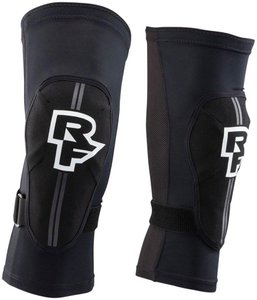 Защита колена RaceFace INDY KNEE-STEALTH-MEDIUM