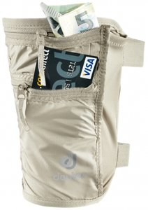 Кошелек Deuter Security Legholster 6010 sand