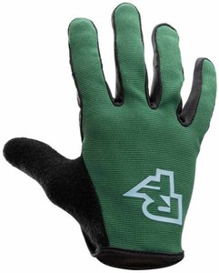 Велоперчатки RaceFace TRIGGER GLOVES-FOREST-LARGE