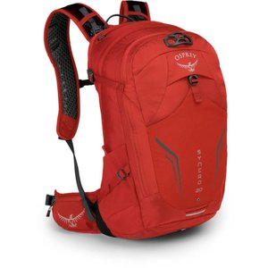 Рюкзак Osprey Syncro 20 Firebelly Red O/S красный