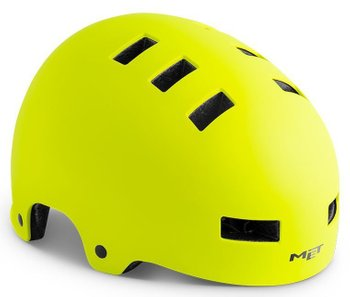 Шлем Met Zone Safety Yellow/Matt 60-62 cm
