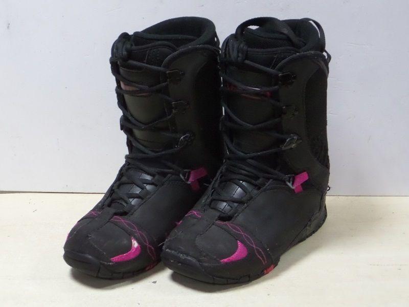 Ботинки для сноуборда Nidecker (размер 37,5) - купить по выгодной ... cc77d3b7885