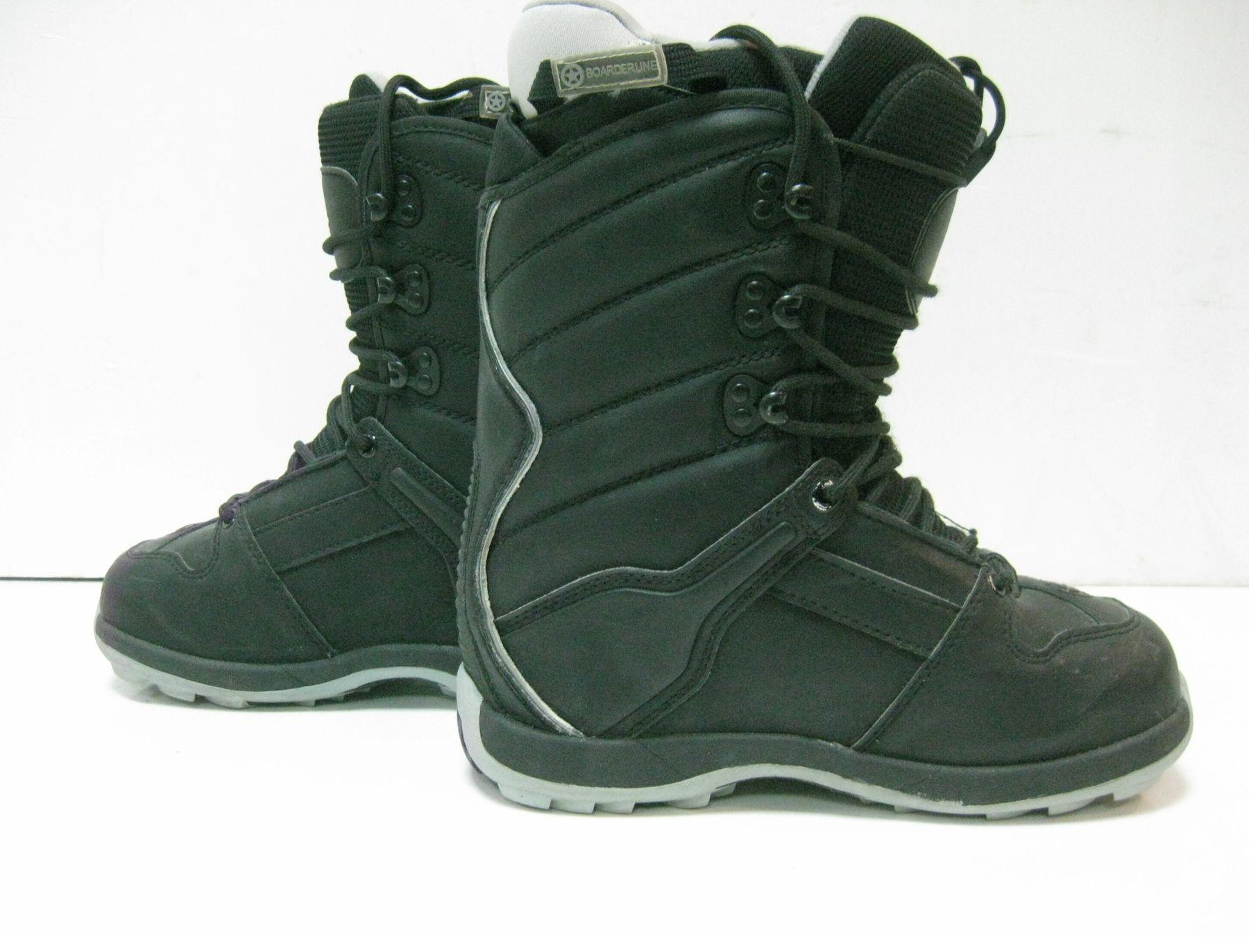 Ботинки для сноубординга