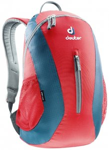 Рюкзак Deuter City light 5306 fire-arctic 16L(р)