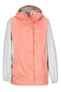 Куртка Marmot Girl's PreCip Eco Jacket (Coral Pink/Bright Steel, M)