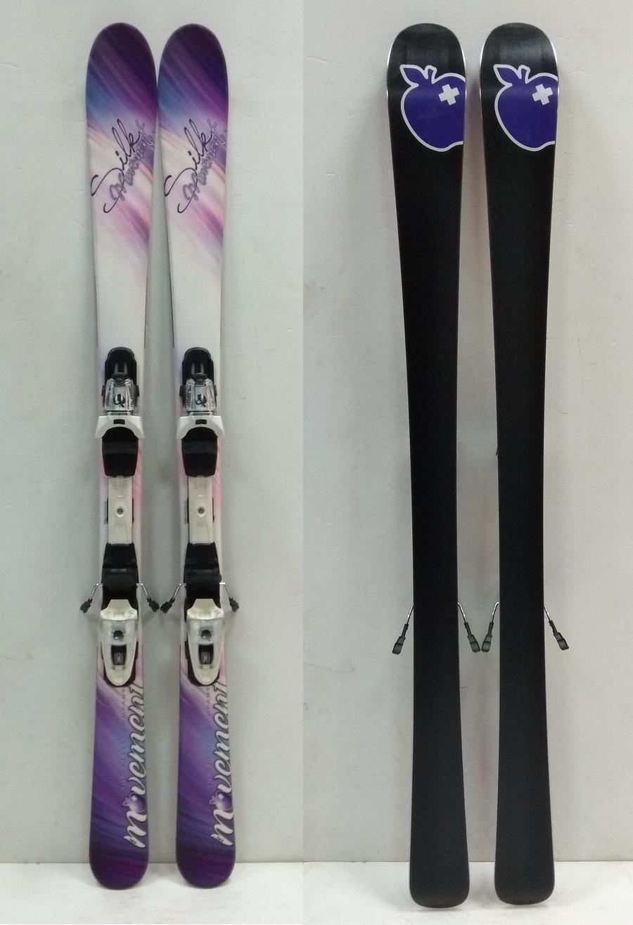 40dafbb2439e Лыжи Movement Silk (ростовка 147) - купить по выгодной цене в ...