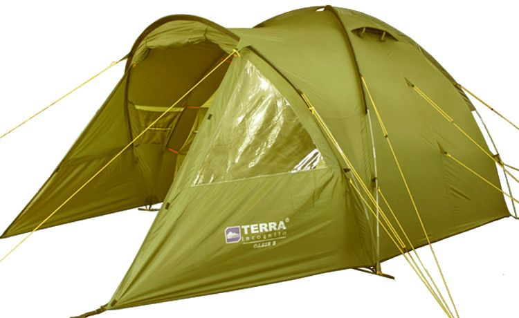 Палатка Terra Incognita Oazis 5 купить ▷ цены и отзывы магазинов Украины   продажа в Киеве de0981354a773