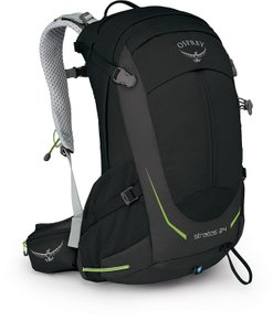 Рюкзак Osprey Stratos 24 Black O/S черный