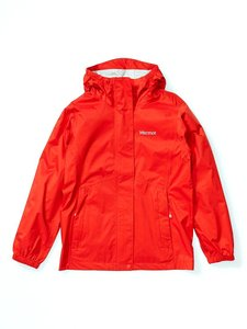 Куртка Marmot Girl's PreCip Eco Jacket (Victory Red, S)