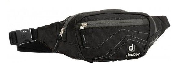 Сумка на пояс Deuter Belt I цвет 7520 black-anthracite