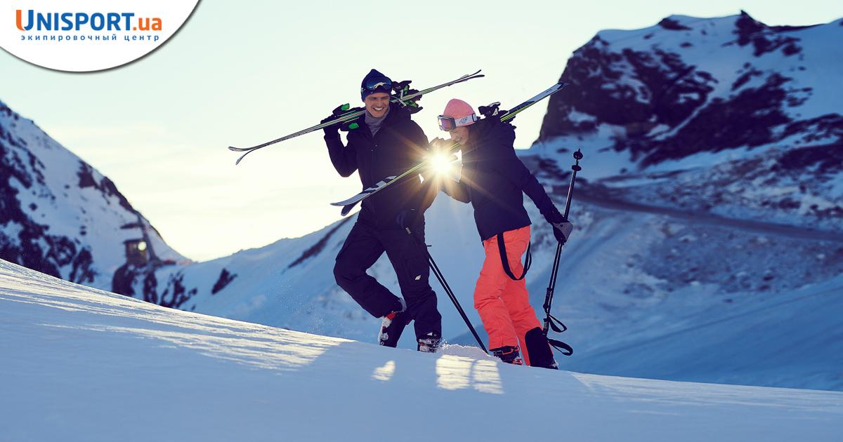 Экипировка для сноуборда и лыж