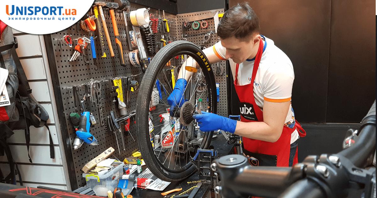 Веломастер — веломастерская/ремонт велосипедов