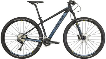 "Велосипед Bergamont 19' 29"" Revox 7, black/blue grey/yellow (matt), XL (180-195 см), 2019, дисковые гидравлика, 29"