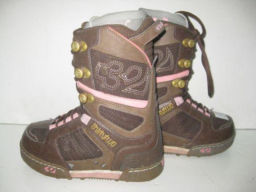 664ffec10496 Ботинки для сноуборда Thirtytwo Prion (размер 34), 34, 21, Харьков,