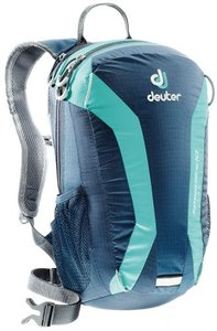 Рюкзак Deuter Speed lite 10 цвет 3218 midnight-mint, Лунный туман, спортивные, < 10 л