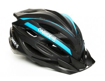 Шлем Onride GRIP black-blue L (58-61), модель HB31