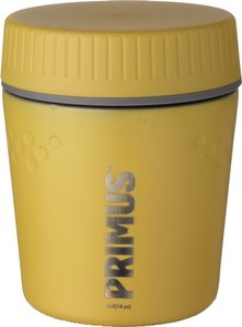 Термос Primus TraiLBreak Lunch jug 400 YeLLow