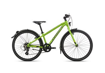 Велосипед Orbea MX 24 PARK 18 Green - Yellow, 135-150 см, 2018, ободные, 24, 12694