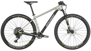 "Велосипед Bergamont 19' 29"" Revox Elite, silver/black/lime (matt), XL (180-195 см), 2019, дисковые гидравлика, 29"