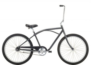 Велосипед Felt Cruiser El Bandito grunpowder 3sp, One size (165-185 см), ножной, 26