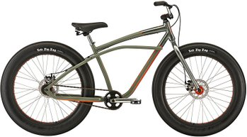 Велосипед Felt Cruiser El Nino army metal 1sp