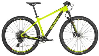 "Велосипед Bergamont 19' 29"" Revox Sport, lime/black/red (matt), XL (180-195 см), 2019, дисковые гидравлика, 29"