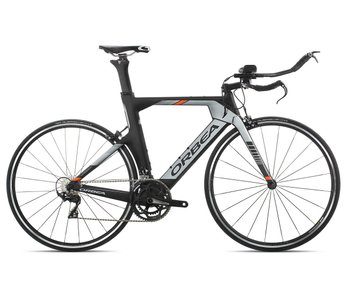 Велосипед Orbea Ordu M30 19 M Black - Grey - Orange