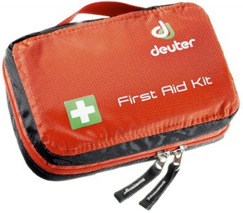 Аптечка Deuter First Aid Kid Empty 9002 papaya 11*18*5(р)