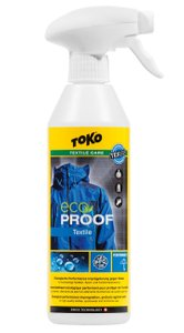 Пропитка TOKO Eco Textile Proof 500ml