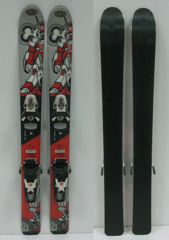 Лыжи Rossignol Comp Kid 1 (ростовка 93)