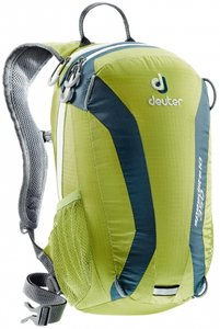 Рюкзак Deuter Speed lite 10 цвет 2314 apple-arctic, спортивные, < 10 л