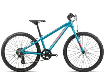 Велосипед Orbea MX 24 Dirt 20 Blue-Red 2020