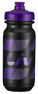 Фляга Liv Doublespring black/purple 600ml(р)