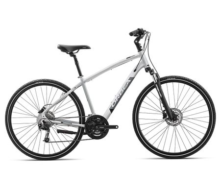 Велосипед Orbea COMFORT 10 PACK 19 Grey - Black