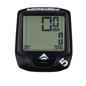 Велокомпьютер Merida Cycling computer/M5 wired 5/Black