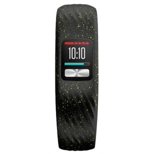 Фитнес браслет Garmin vivofit 4 Black Speckle, S/M