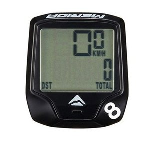 Велокомпьютер Merida Cycling computer M8 Wired 8 Black