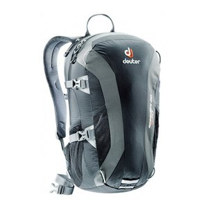 Рюкзак Deuter Speed lite 20 цвет 7410 black-granite, спортивные, 11-20 л