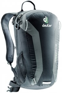 Рюкзак Deuter Speed lite 15 цвет 7410 black-granite