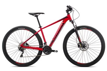 Велосипед Orbea MX 29 30 19 Red - Black