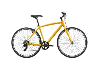 Велосипед Orbea CARPE 50 18 Yellow, L (170-185 см), 2018, ободные, 28