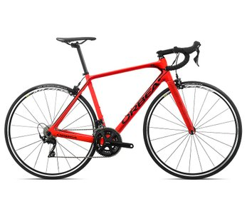 Велосипед Orbea ORCA M30 19 55 Red - Black, M (160-175 см), 2019, ободные, 28