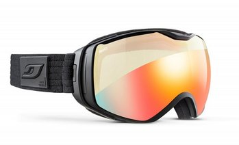 Маска горнолыжная Julbo Universe black zebralight fire