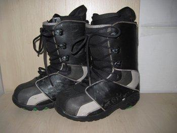 Ботинки для сноуборда бу — купить сноубордические ботинки б у в ... 1b4a1b72add
