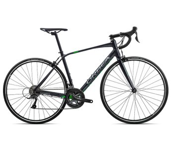 Велосипед Orbea AVANT H60 19 Black - Anthracite - Green, M (160-175 см), 2019, ободные, 28